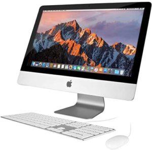 All in one computer desktop
