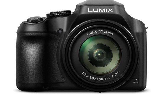 A Bridge camera Panasonic LUMIX