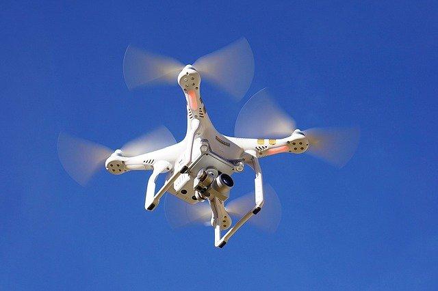 Long Range Drones with Cameras